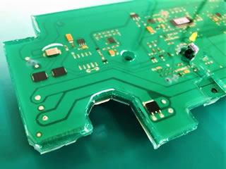 実装・コーティング・樹脂ポッティング加工の試作から量産まで対応